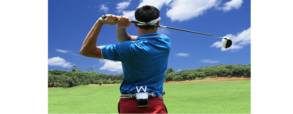 cool me down when golfing smart air con