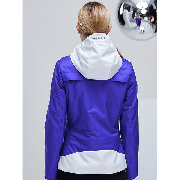 2019 New -10℃ Kistler NASA Spacesuit Tech Aerogel Jacket Casual C8 Purple - AI LIFE HOLDINGS