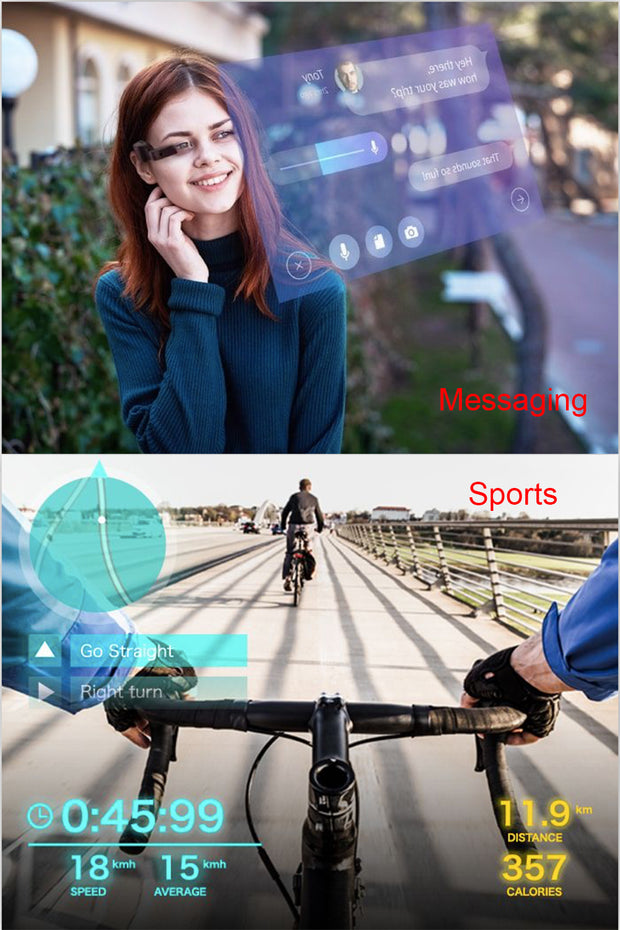 Smart AR Glasses - AI LIFE HOLDINGS