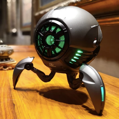 Gravastar: Crazy Cool Speaker with Ultimate Sound - AI LIFE HOLDINGS