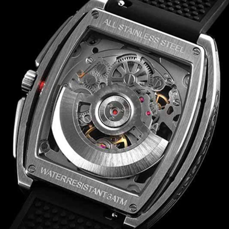 Z Series Automatic Watch - AI LIFE HOLDINGS