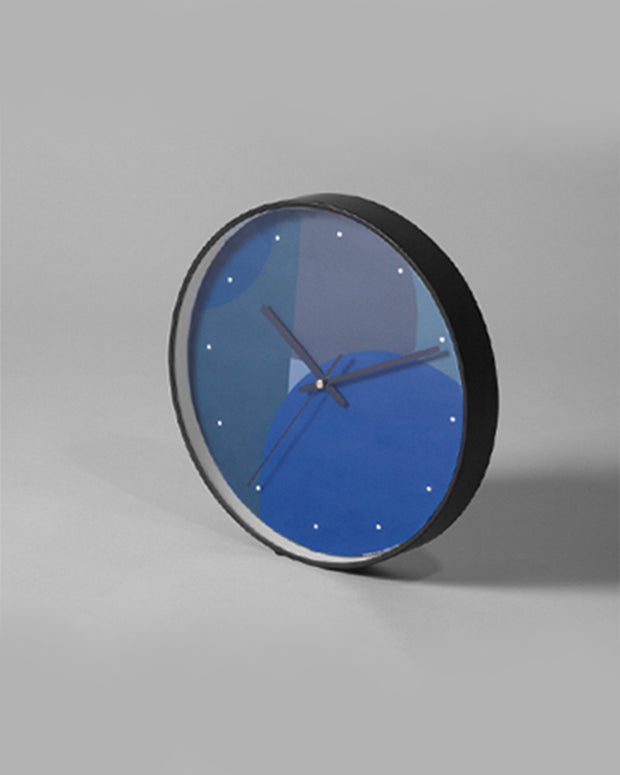Art Clock Saturation G - AI LIFE HOLDINGS
