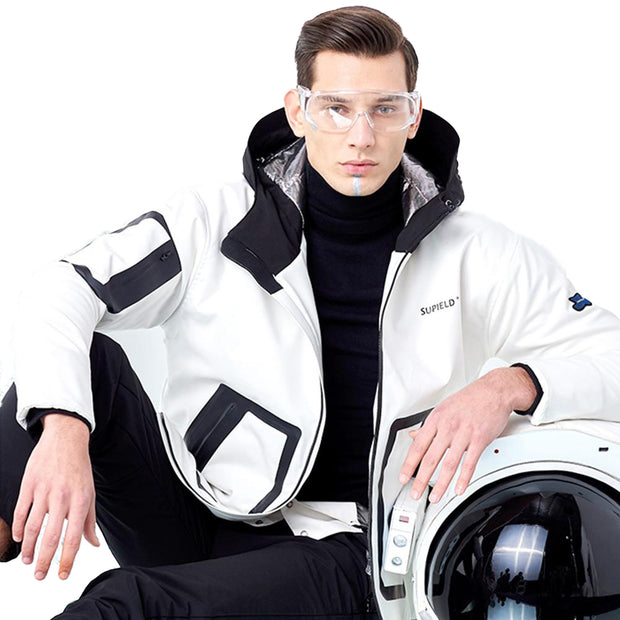 -40℃ NASA Spacesuit Tech Aerogel Warm Jacket Outdoor (2019 Special) S6 - AI LIFE HOLDINGS