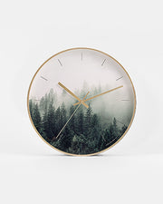 Art Clock Copper - AI LIFE HOLDINGS