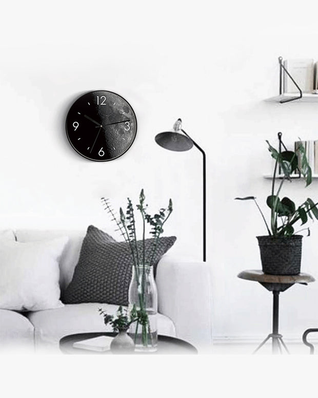 Art Clock Moon A - AI LIFE HOLDINGS