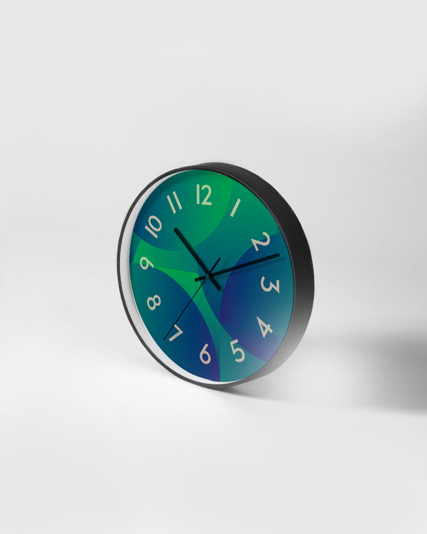 Art Clock The Gradient B - AI LIFE HOLDINGS