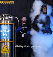 -40℃ NASA Spacesuit Tech Aerogel Wool Warm Coat OL1 - AI LIFE HOLDINGS