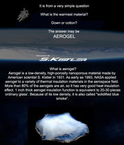 -10℃ NASA Spacesuit Tech Aerogel Pant T1 - AI LIFE HOLDINGS