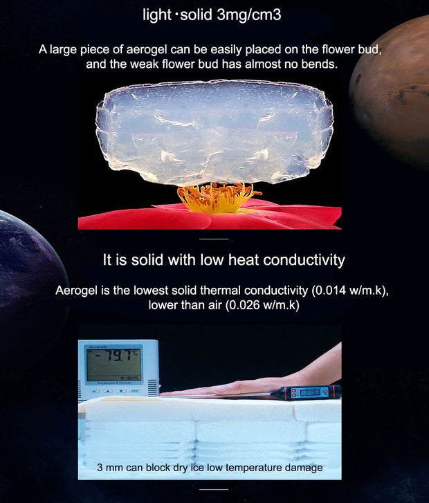 -10℃ NASA Spacesuit Tech Aerogel Warm Jacket (2019 Couple Edition) - AI LIFE HOLDINGS