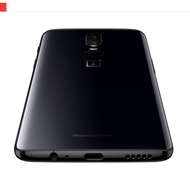 OnePlus 6 6GB RAM+64GB Storage Mirror Black - AI LIFE HOLDINGS