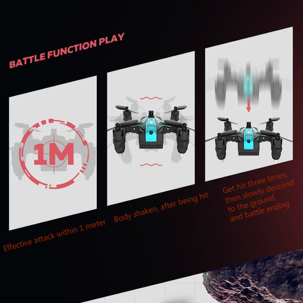 Real-life Air Battle Drone - AI LIFE HOLDINGS