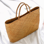 Handmade Cattail Bag / Eco-friendly - AI LIFE HOLDINGS