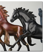 Eight Galloping Horses - AI LIFE HOLDINGS