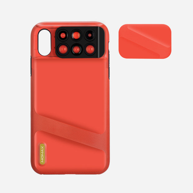 Dual Camera Lens Phone Case for Iphone X / XS - AI LIFE HOLDINGS