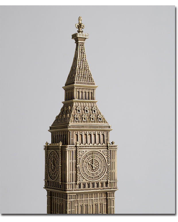 London Big Ben - AI LIFE HOLDINGS