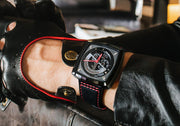 Avant-garde industrial design Super-LumiNova Automatic - AI LIFE HOLDINGS