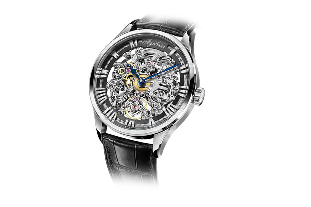 Transparent caseback Hollow carved Automatic - AI LIFE HOLDINGS