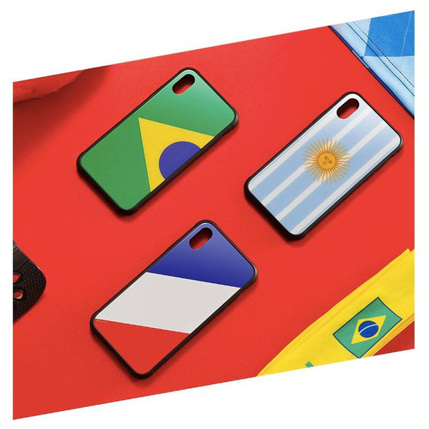Football Theme Phone Case for IPhone 7Plus / 8Plus (limited edition) - AI LIFE HOLDINGS