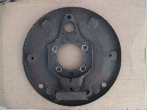 Backing Plate, front left or right - 1971-1979 Super Beetle
