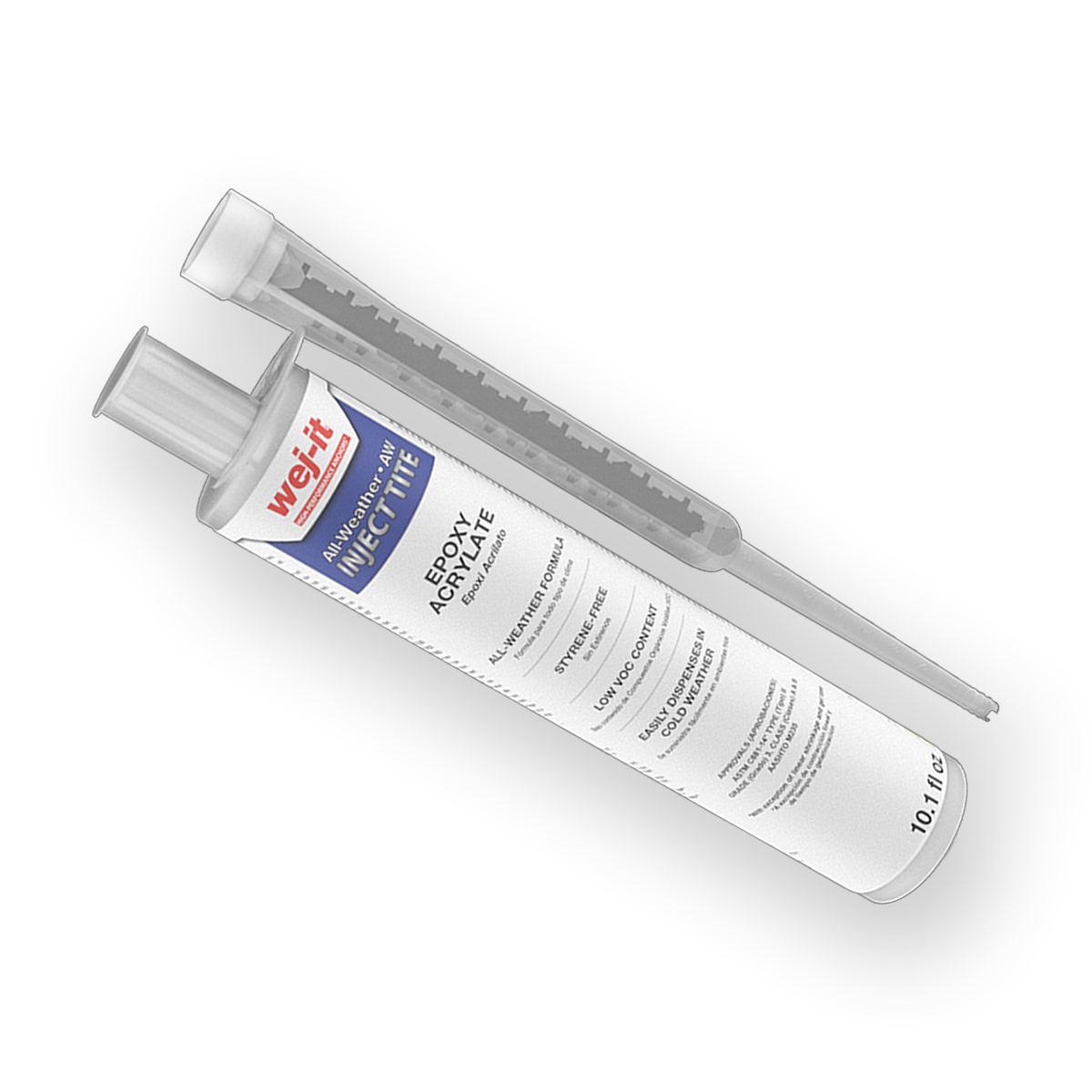 Inject-TITE™ AW (All Weather) Adhesive Adhesives Wej-It