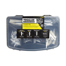 Hollow-Wall Anchors TOGGLER® Combo Kits