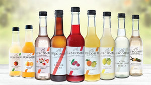 Luscombe Drinks Raspberry Crush - 270ml