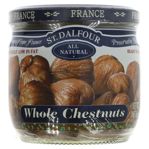 St Dalfour Whole Chestnuts 200g