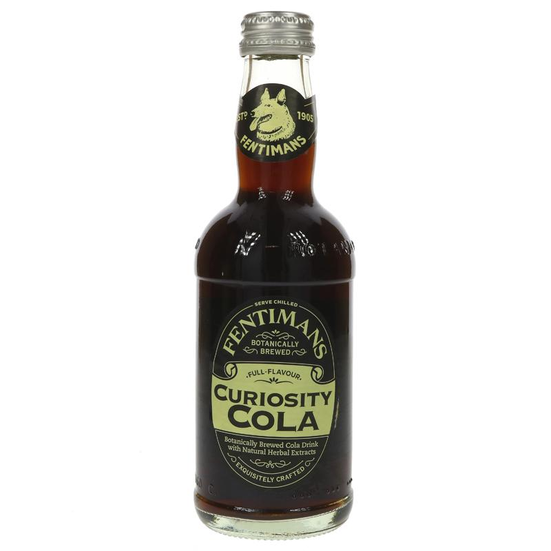 Fentimans Curiosity Cola - 275ml