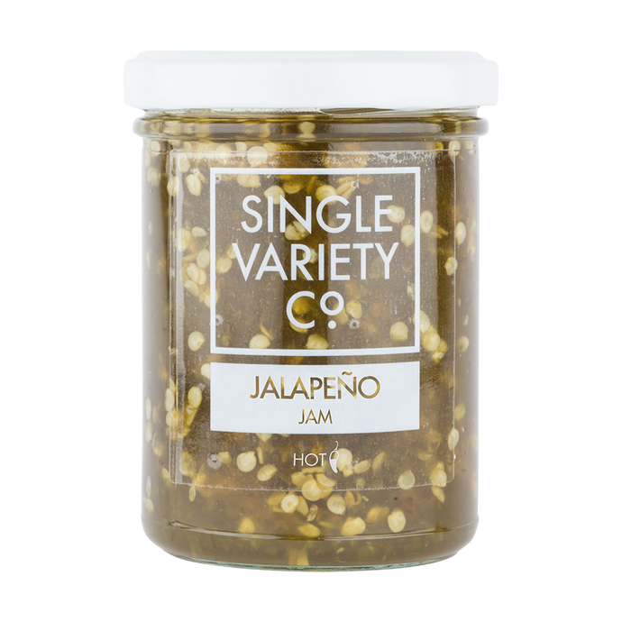 Jalapeño Jam – HOT 220g