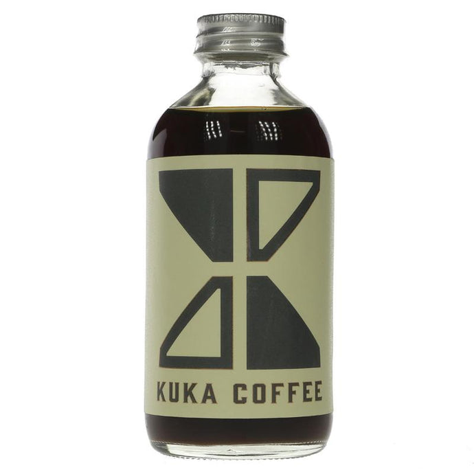 Kuka Coffee Cold Brew Coffee 240ml