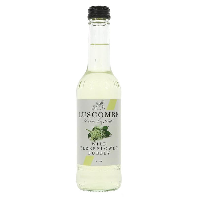 Luscombe Drinks Wild Elderflower Bubbly - 270ml