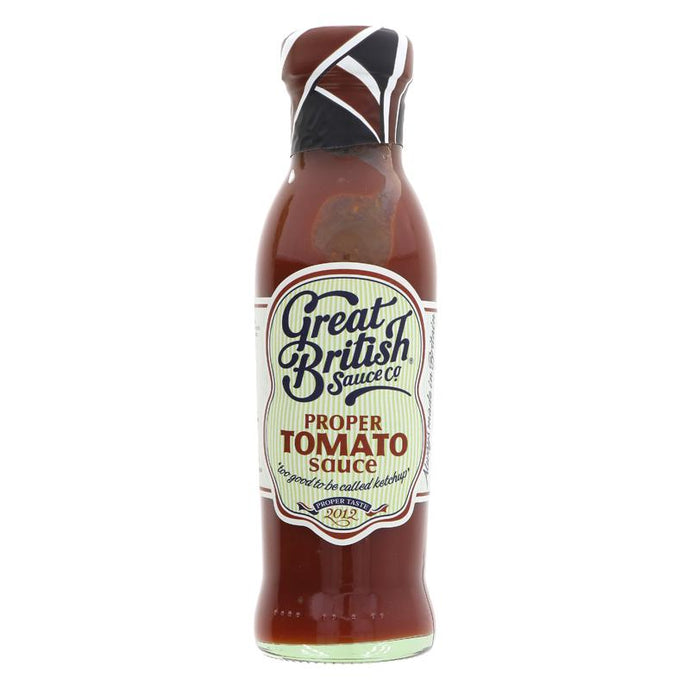 Great British Sauce Co Proper Tomato Sauce 315g