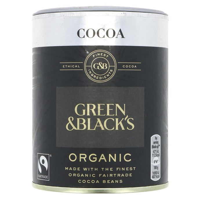 Green & Blacks Cocoa Powder - organic 125g