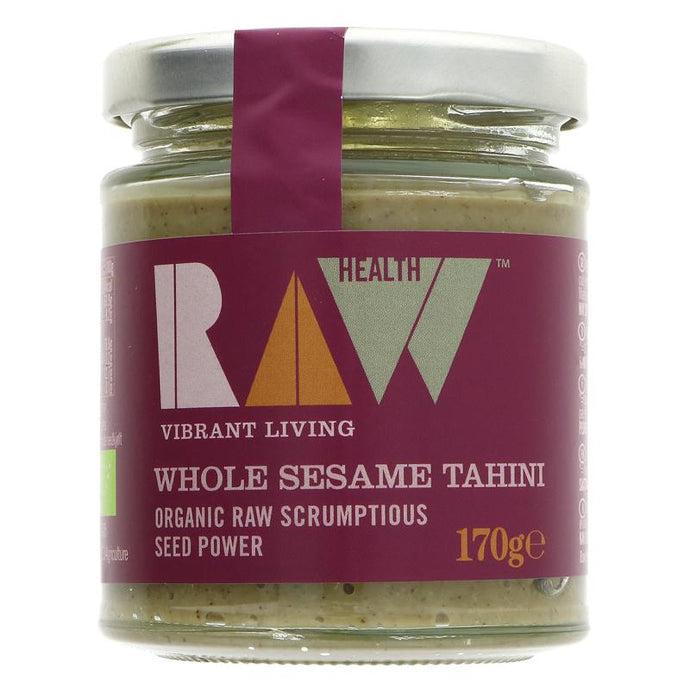 Raw Health Whole Raw Tahini 170g