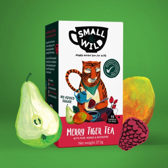 Smalll & Wild - Merry Tiger Tea