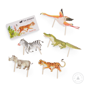 Savannah Jointed Animals
