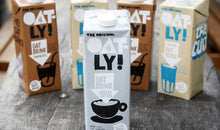 Load image into Gallery viewer, Oatly Oatly Oat Drink Foamable - 1l
