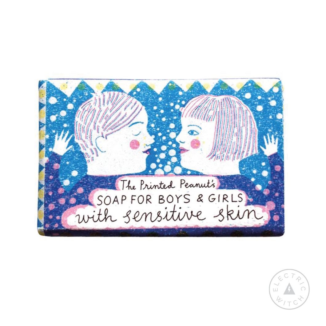 Soap for Boys & Girls with Sensitive Skin