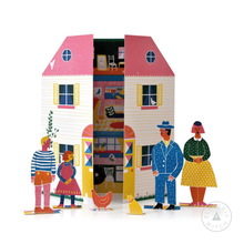 Load image into Gallery viewer, Paper Doll's House : Paper Toy