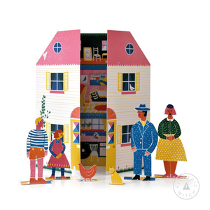 Paper Doll's House : Paper Toy