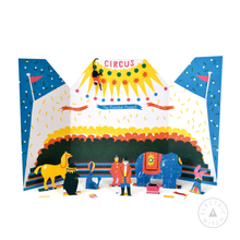 Load image into Gallery viewer, Paper Circus : Paper Toy