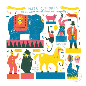 Paper Circus : Paper Toy