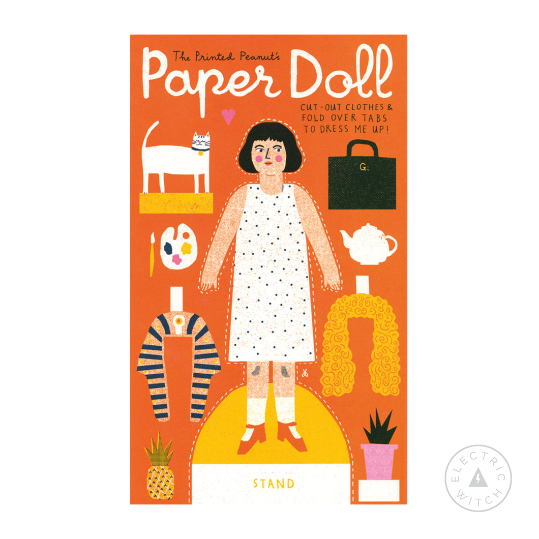 Paper Doll : Paper Toy