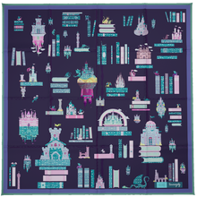 Load image into Gallery viewer, NSPCC Charity Scarf in vegan silk