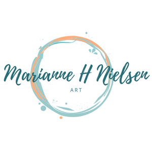 Logo for Marianne H Nielsen Art