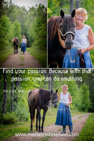 It's Never to Late to find your passion