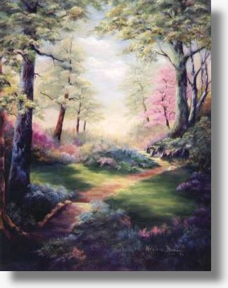 The Old, Old Path, by Virginia Brown