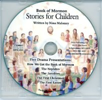 Book of Mormon Stories for Children (CD), by Nina Maloney