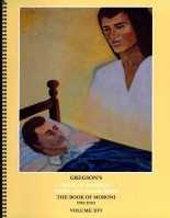 Gregson's Book of Mormon Story and Color Books: Volume 16 (The Book of Moroni)