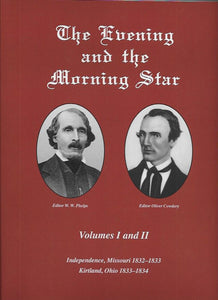 Evening and the Morning Star, The, Volumes 1 and 2 combined